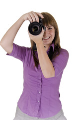 Woman photographer 5