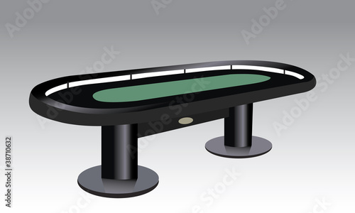 Table de Poker