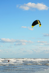 Ravenna beach wind surf