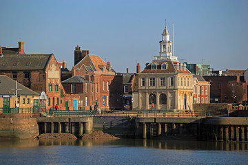 King's Lynn Customs House, Norfolk