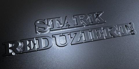 3D Stempel - STARK REDUZIERT