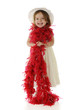 Red Boa Baby