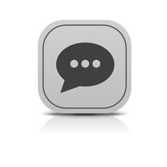 Social communication icon