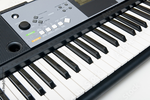 Electronic Piano Keyboard