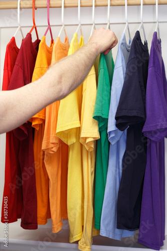 Choosing a Shirt