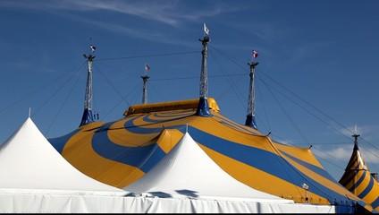 Cirque Du Soleil Tent  in Santa Monica