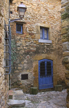 small medieval  village of Peratallada.Catalonia.Spain