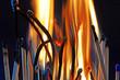 Feuer - brennende Streichhölzer
