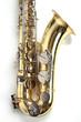 Teil eines Saxophons