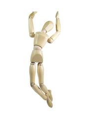 Yippee Wood Puppet