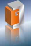 Logo G 3d