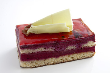 Gateau  au Fruits rouges
