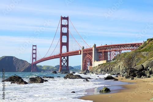Fototapeten,golden gate,brücke,california,san francisco