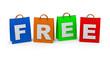 FREE - Einkaufstaschen