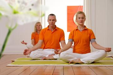 Meditations Gruppe