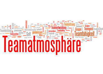 Teamatmosphäre