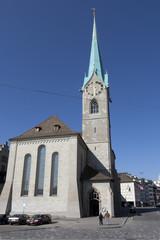 Швейцария, Цюрих, Фраумюнстер