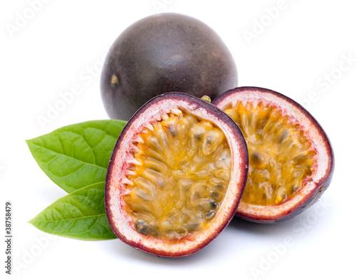 Fotobehang Vruchten Passionsfrucht