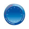 24 h Service Button