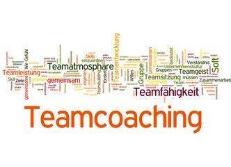 Tagcloud Teamcoaching