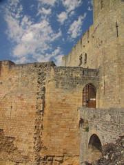 Château de Rauzan ; Gironde ; Aquitaine