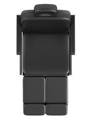 Black beauty chair
