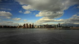 New York City Skyline Time Lapse