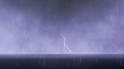 Lightning galore