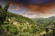 Sky over Tuscan Countryside in Casoli