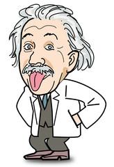 Einstein - Take out a tongue