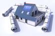 Maison, toiture énergie solaire 01
