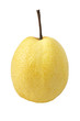 Sweet pear isolated