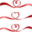 Red Ribbon Love Set