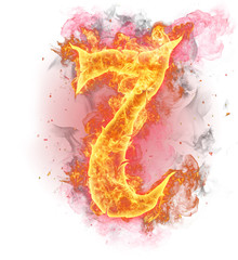 "FIre number ""7"""