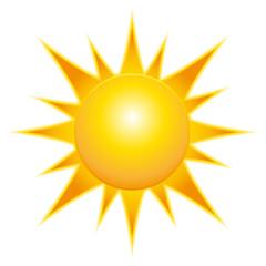 Icon sun.