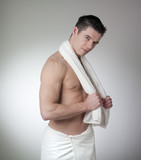 virility pride seduction poster