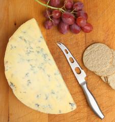 Stilton Cheese & Biscuits