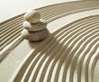 zen symbol of harmony energy
