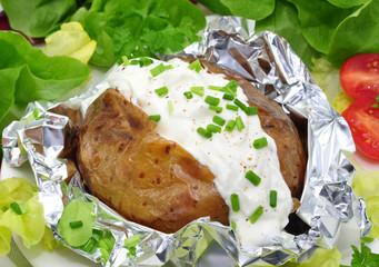 Kartoffel, Quark