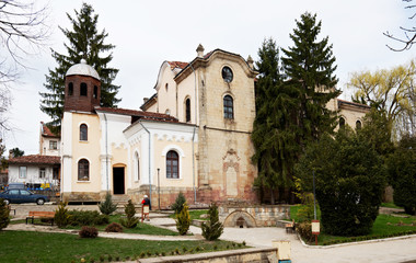 Church of Kotel town in Bulgaria