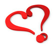 Die Frage der Liebe