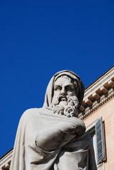 Statua a Piazza del Popolo, Roma