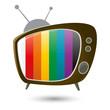 retro tv - 38793227