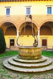 Forli Saint Mercuriale antique well