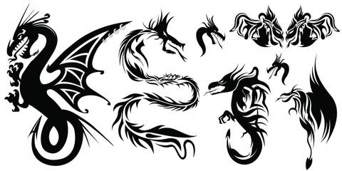 Dragon Tatto