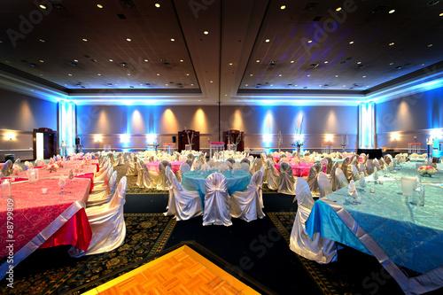 Indian Wedding Reception - 38799809