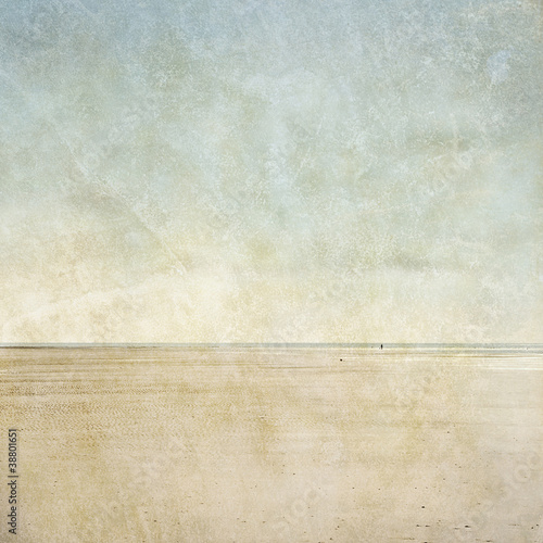 empty beach photo