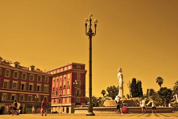 Nizza, Place Massena