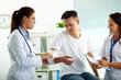 Treatment of patient