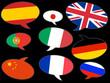 apprendre les langues étrangères - erasmus